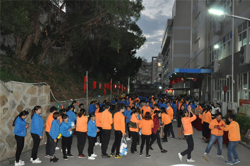 2018-03-01 AST Lantern Festival Funny Activities
